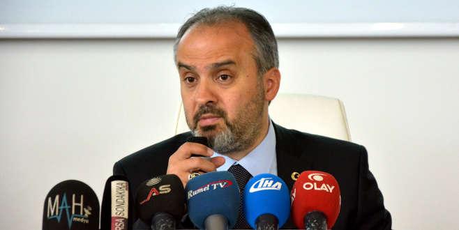 'Bursa'yı 2035'e hazırlıyoruz'