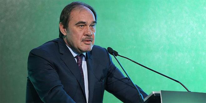 Demirören'den, Almanya Futbol Federasyonu Başkanı'na tepki