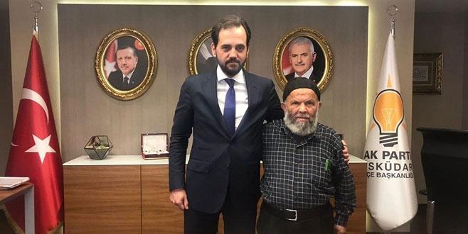 AK Parti'den 'Laiklik elden gidiyor' sözleriyle sosyal medyayı sallayan Süleyman Çakır'a destek