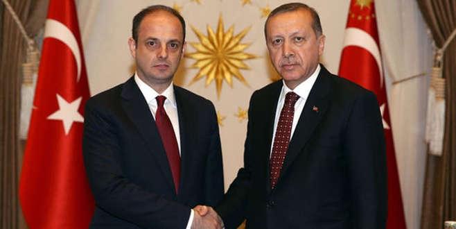 MB Başkanı, Cumhurbaşkanı Erdoğan ile görüştü