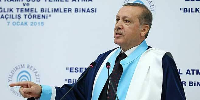 Cumhurbaşkanı Erdoğan'dan Sultanahmet saldırısı açıklaması