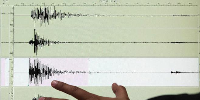 Amasya'da deprem!