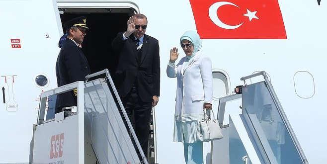 Cumhurbaşkanı Erdoğan Bosna Hersek'e gidecek