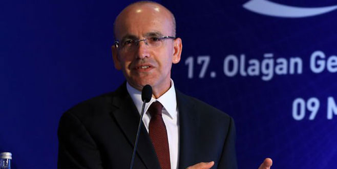 Mehmet Şimşek'ten 'dolar' açıklaması