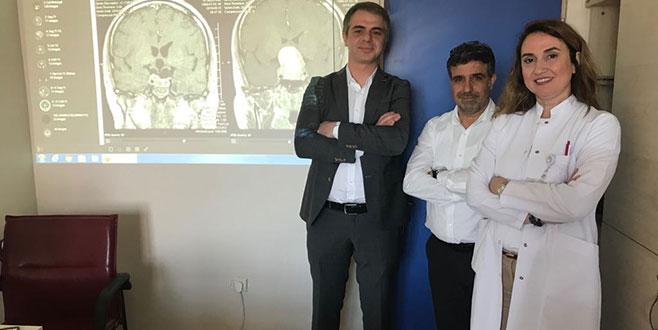 Yüksek İhtisas'ta Endoskopik Hipofiz ameliyatına başlandı