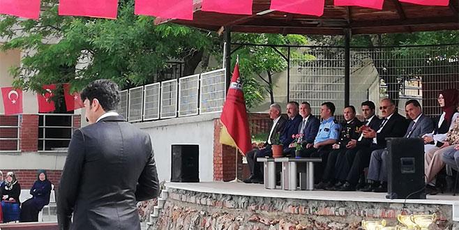 Bursa'da rötarlı 19 Mayıs töreni