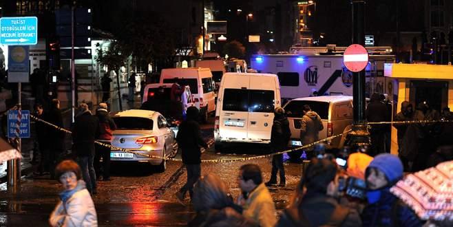Canlı bombanın ailesi:  O kızımız değil
