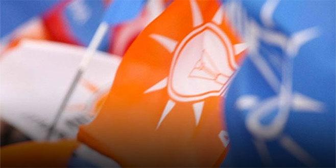 AK Parti Bursa listesi belli oldu