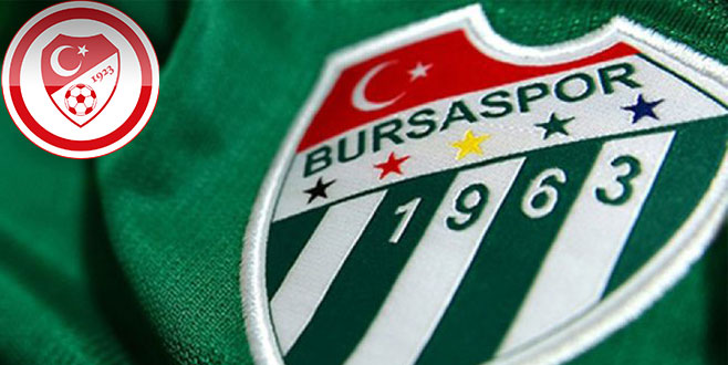 UEFA'dan Bursaspor'a lisans şoku!