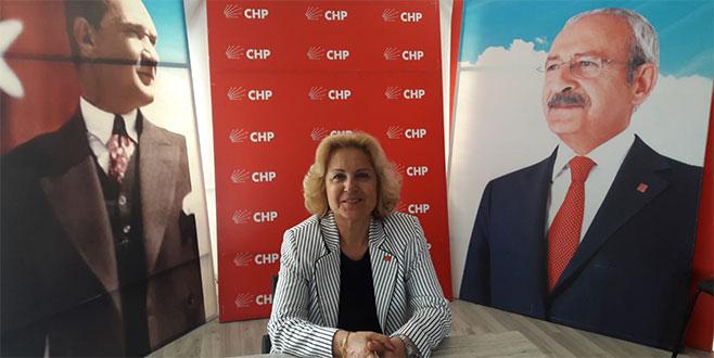 CHP Mudanya Kadın Kolları'nda Başkan Bahcuvancu