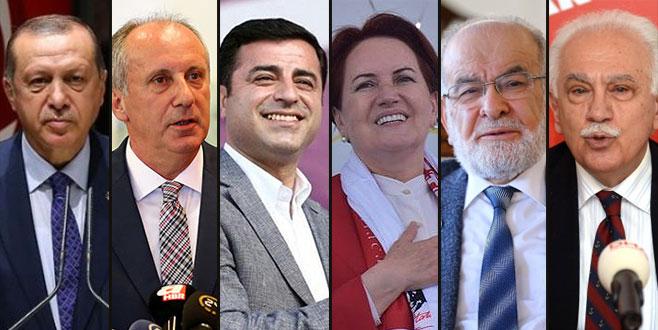 Cumhurbaşkanı adaylarının burçları ne?