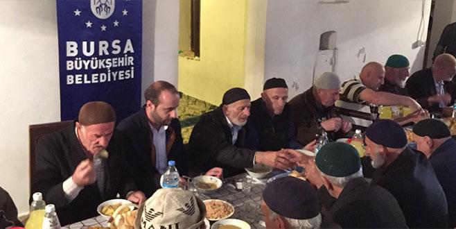 Büyükşehir'den Batum'da iftar