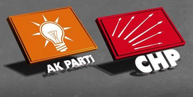 AK Parti ve CHP 'çakıştı': Toplantı ertelendi