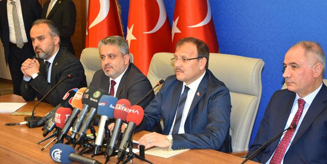 Çavuşoğlu: '25 Haziran sabahı Türkiye'de güven ve istikrar daha da güçlenecektir'