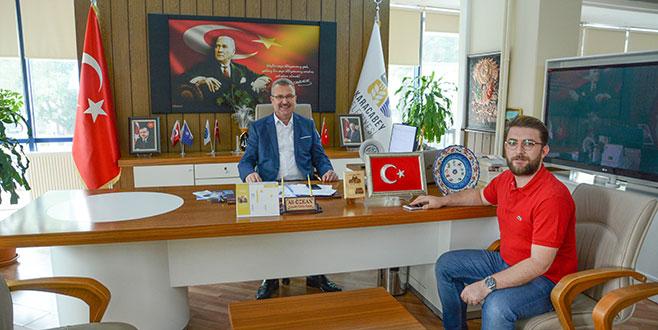 Türkiye'nin Sihirli Elleri Yarışması'ndan Karacabeyli Eren'e derece