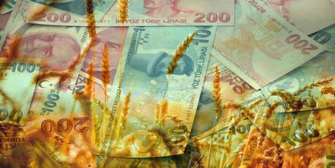 36 bin çiftçiye 434 milyon lira