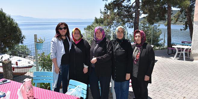 Narlılı kadınlar destek bekliyor