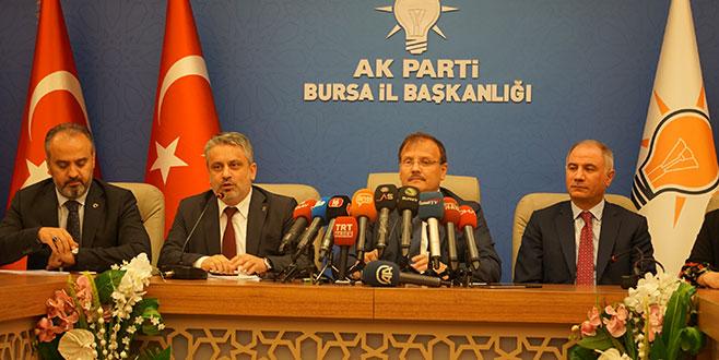 'Bu liste Bursa'yı kucaklayacaktır'