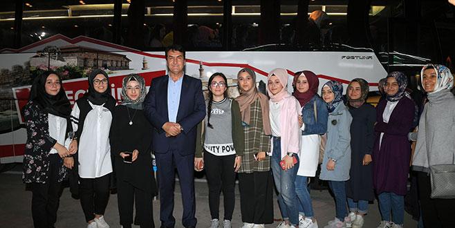 14 bin öğrenci Çanakkale'yi gördü
