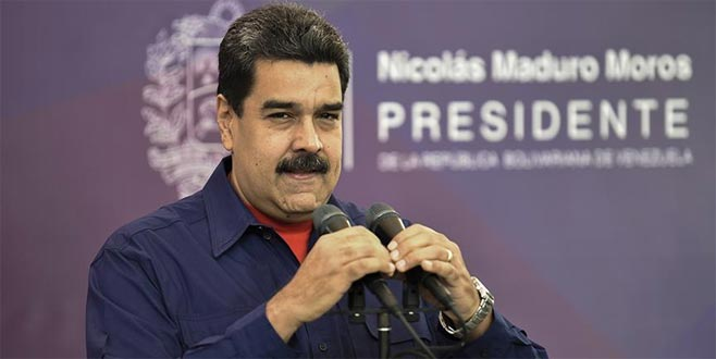 Maduro'ya suikast girişiminde tutuklama