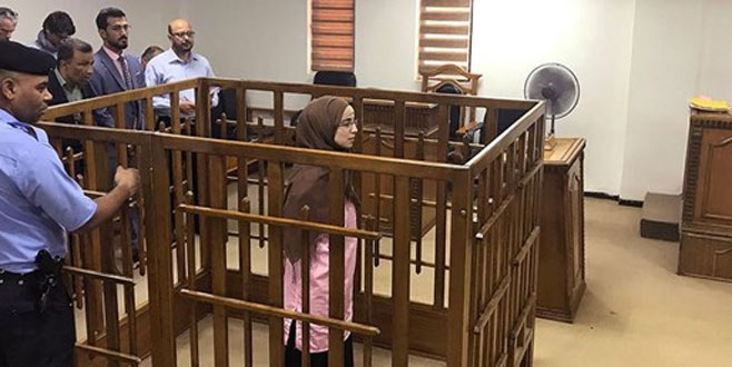16'sı Türk, 40 DEAŞ'lı kadına idam