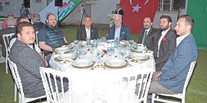 Camia Vakıfköy'de buluştu