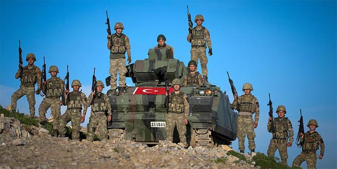 Irak'ın kuzeyi Mehmetçiğe emanet