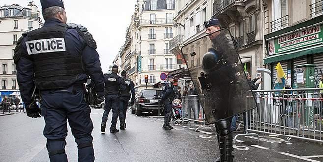 Fransa'da camilere saldırı!