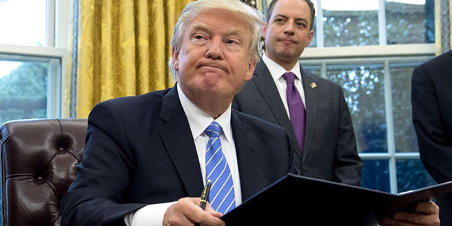 Trump'tan yine skandal karar