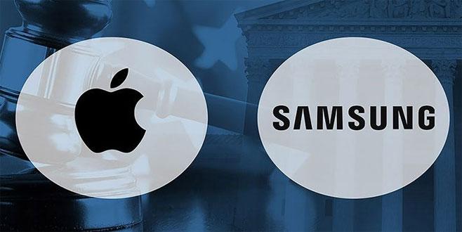 Apple-Samsung davasında rekor tazminat