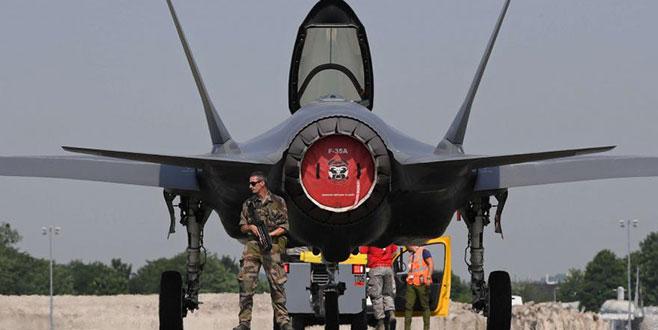 'F-35 krizi'