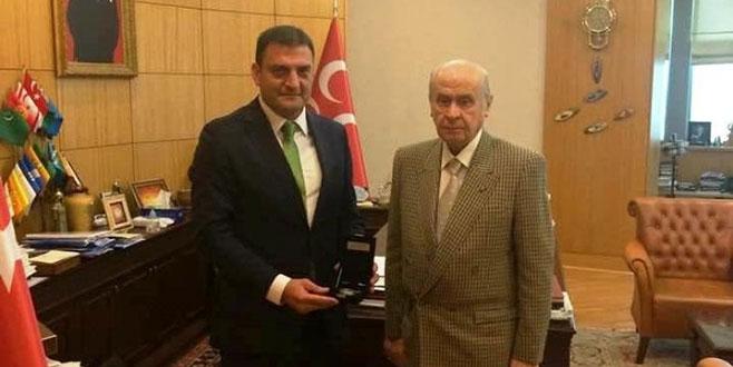 Muhammet Tekin MHP Bursa 2. Bölgede 4. sıradan aday