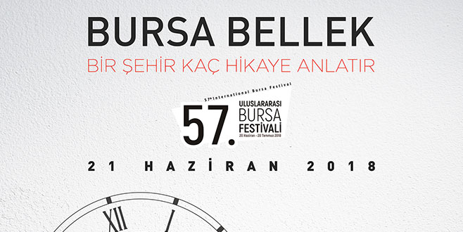 Bursa Festivali için geri sayım