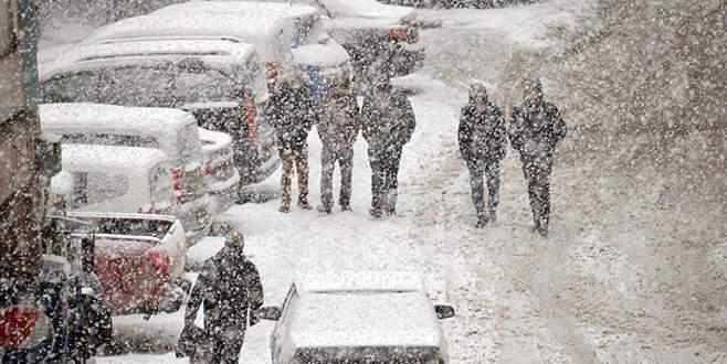 Türkiye soğuk havanın etkisinde