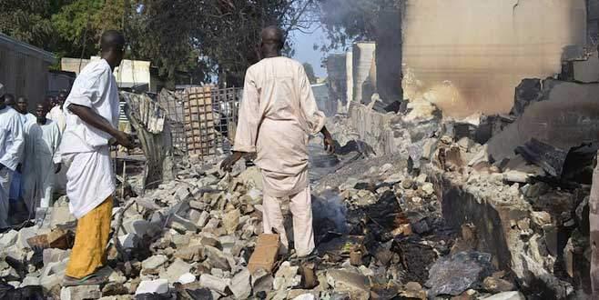 Boko Haram vahşeti