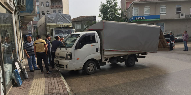 Bursa'da görünmez kaza! Kolunu kaybetti
