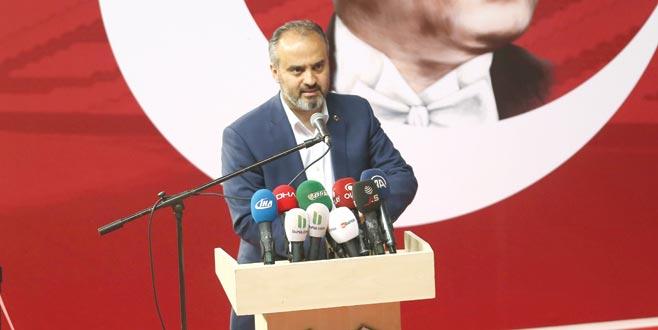 'Bursaspor'un yanındayız'