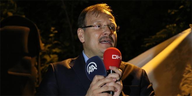 Hakan Çavuşoğlu: Şu bir gerçek ki artık...