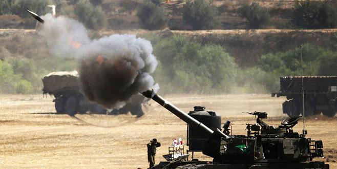 İsrail Gazze'ye saldırdı: 2 ölü