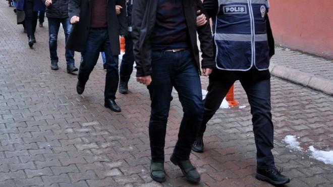Bursa'da FETÖ operasyonu: 24 polis gözaltında