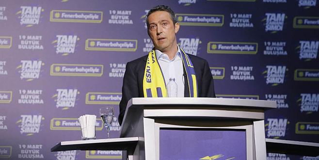 Ali Koç Fenerbahçe'nin borcunu açıkladı! Bu kadarını da beklemiyorduk