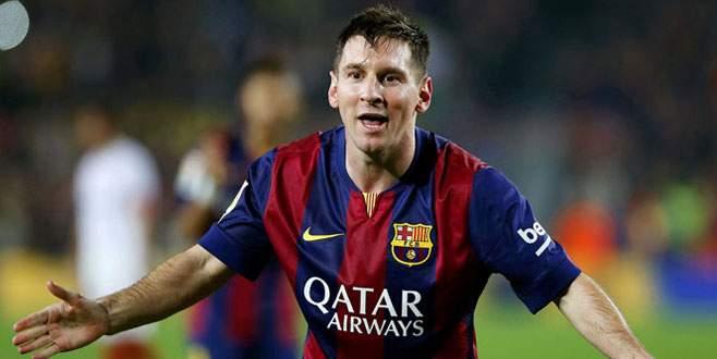 Messi'nin kariyerinde 5 dakika eksik
