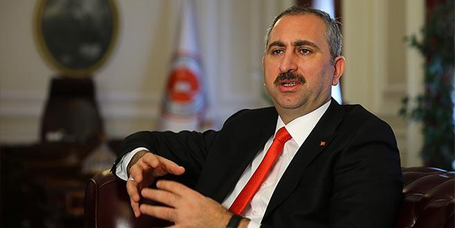 Adalet Bakanı Gül'den Bahçeli'ye af yanıtı