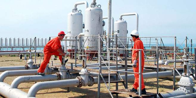 Trakya'dan doğalgaz müjdesi