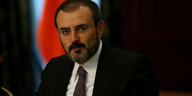 AK Parti Sözcüsü Ünal: Sen kimin apoletlerini söküyorsun