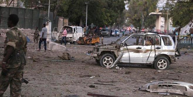 Somali'de askeri konvoya saldırı: 9 ölü