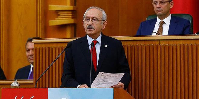 Kılıçdaroğlu: 15 Temmuz halkın destanıdır