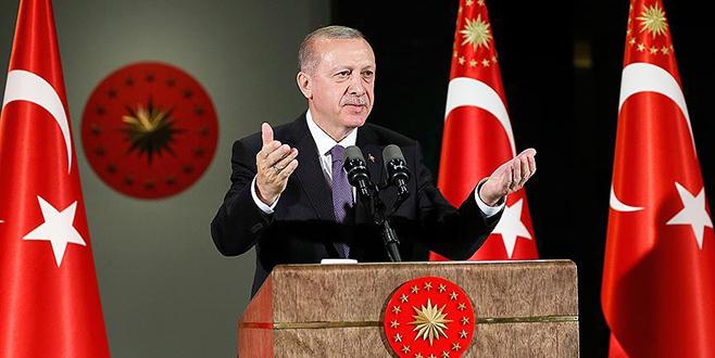 Erdoğan'dan 'mega endüstri bölgeleri' müjdesi