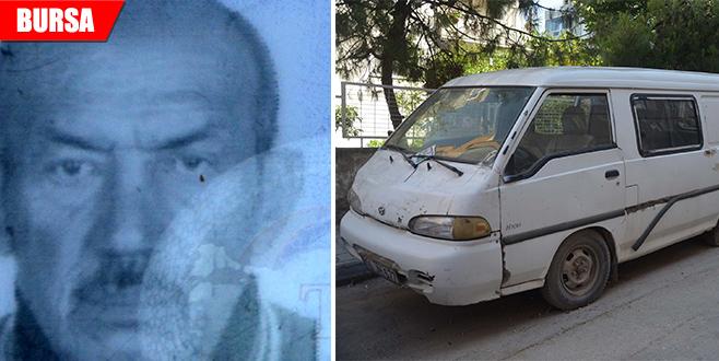 Yaşadığı minibüsün içinde ölü bulundu