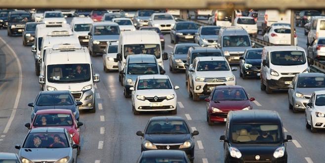 Sürücülere terlik uyarısı